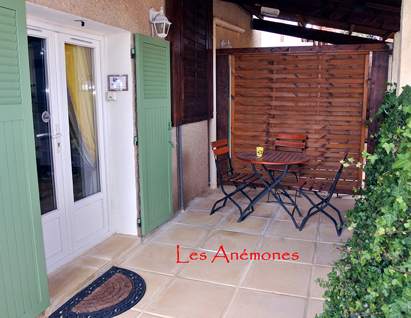 Les Anémones, Bed and Breakfast