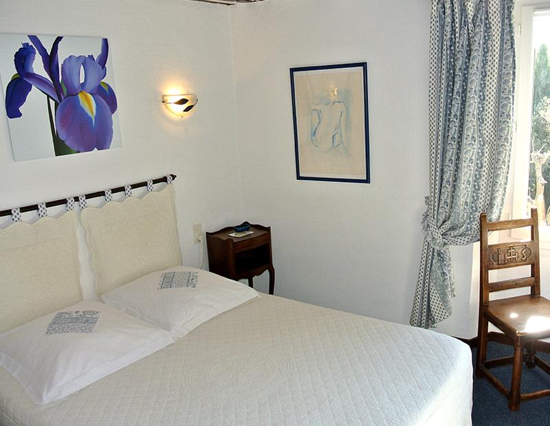 Les iris, chambres d'hôtes
