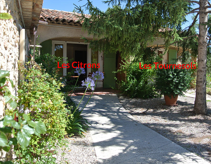 Les Tournesols, Bed and Breakfast