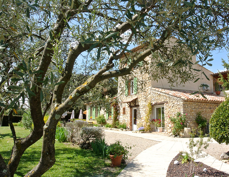 Bed and Breakfast close to Draguignan in the Var