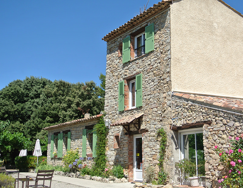 Typical Provencal Guest-Rooms