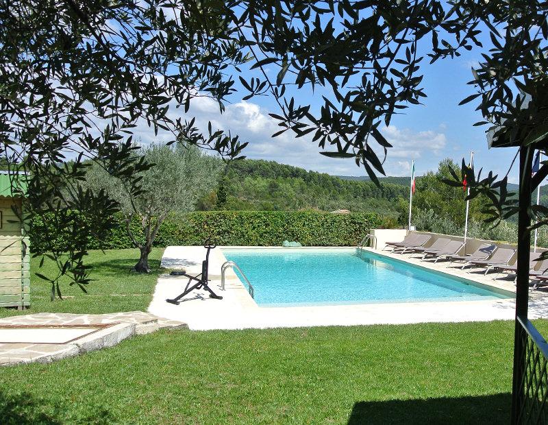 Hébergement avec piscine Draguignan