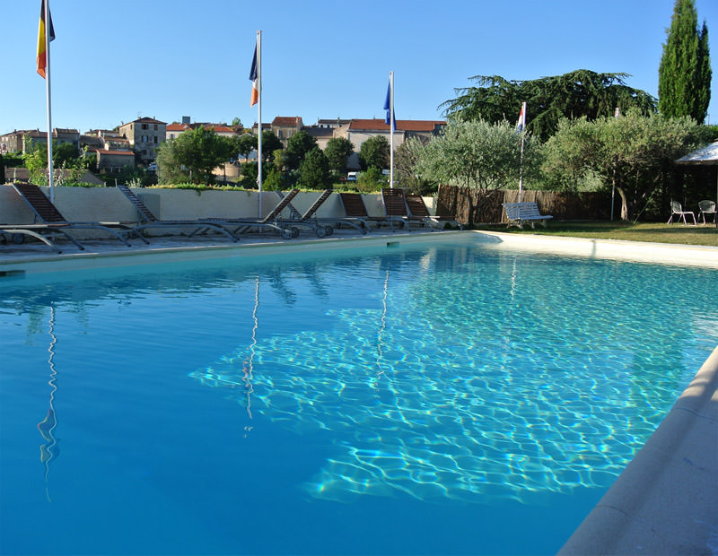 Guest-Room with a swimming-pool Haut Var