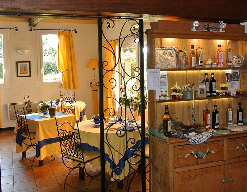 Chambre d'hôte décoration provençale