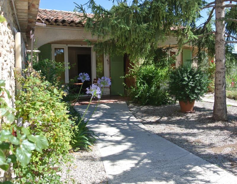 Chambre d'hôte avec terrasse privée